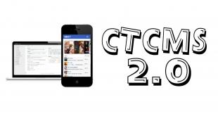 CTCMS-002自适应电影模版插图