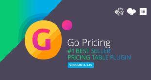 WordPress响应式定价表插件 Go Pricing v3.3.15插图