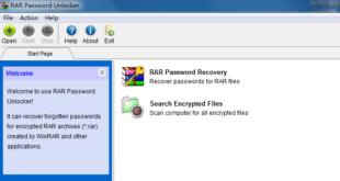 [v5.0]RAR密码破解工具有效地恢复受密码保护的文件缩略图